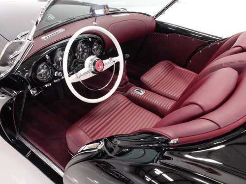 1954 Kaiser Darrin 161 Sport Roadster For Sale (picture 4 of 6)