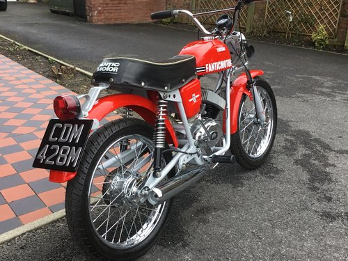 FANTIC TI (1974) CONCOURS SHOW BIKE! For Sale (picture 3 of 6)