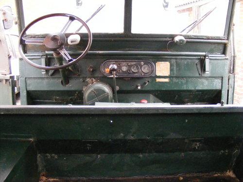 1953 Minerva 80 inch, Rijkswacht/Gendarmerie for sale For Sale (picture 2 of 6)