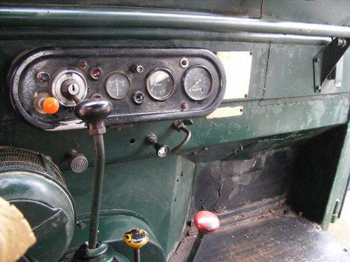 1953 Minerva 80 inch, Rijkswacht/Gendarmerie for sale For Sale (picture 4 of 6)