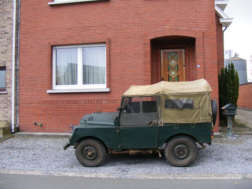 1953 Minerva 80 inch, Rijkswacht/Gendarmerie for sale For Sale (picture 5 of 6)