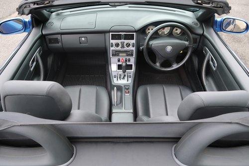 2003 Mercedes SLK 230 Kompressor Convertible Auto  SOLD (picture 5 of 6)