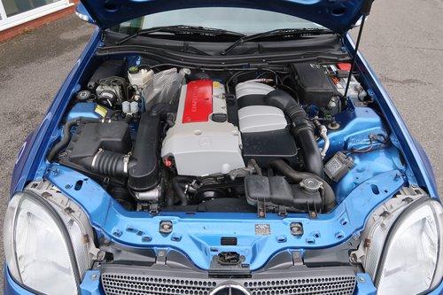 2003 Mercedes SLK 230 Kompressor Convertible Auto  SOLD (picture 6 of 6)