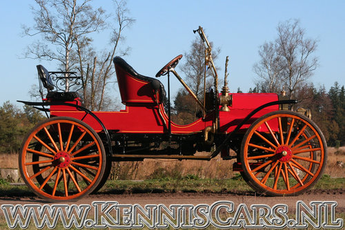 1909 Fuller model 25 Highwheeler  Roadster For Sale (picture 3 of 6)