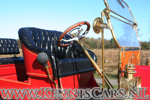 1909 Fuller model 25 Highwheeler  Roadster For Sale (picture 5 of 6)