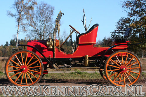 1909 Fuller model 25 Highwheeler  Roadster For Sale (picture 6 of 6)
