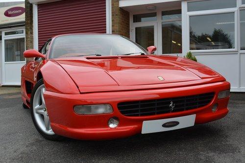 1998 Ferrari F355 Replica Sold Car And Classic