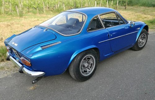 ALPINE A110 1600 SC 1974 SOLD by Auction (picture 2 of 6)