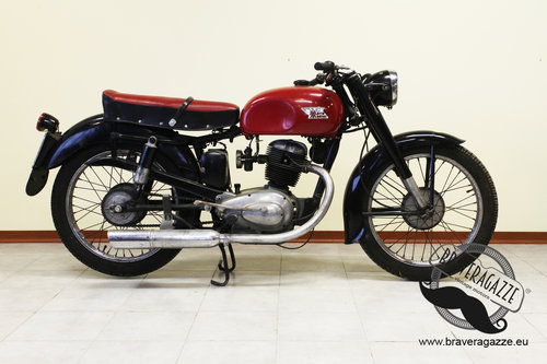 1954 Beautiful Moto Morini 175 LT For Sale (picture 1 of 6)