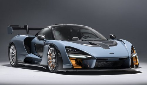 2019 NEW McLAREN P15 SENNA SOLD (picture 1 of 6)