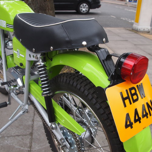1974 T1 50 Turismo, RESERVED FOR ADAM. SOLD (picture 6 of 6)