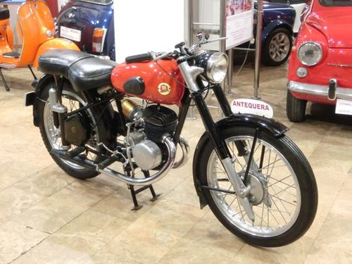 MONTESA BRIO 91 - 1958 For Sale (picture 1 of 6)