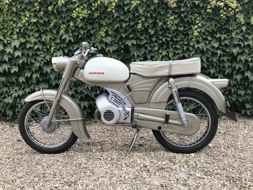 1965 Zundapp 515-041 Super combinette For Sale (picture 1 of 6)