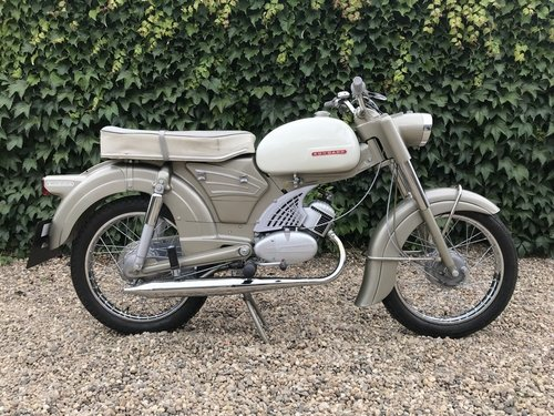 1965 Zundapp 515-041 Super combinette For Sale (picture 6 of 6)