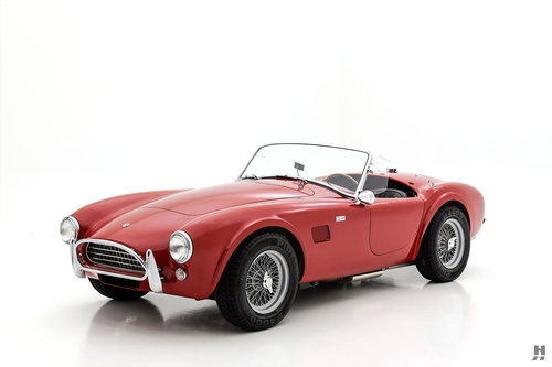 1963 Shelby Cobra Roadster For Sale (picture 1 of 6)