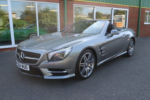 2014 Mercedes SL Class SL SL350 AMG Sport  SOLD (picture 1 of 6)
