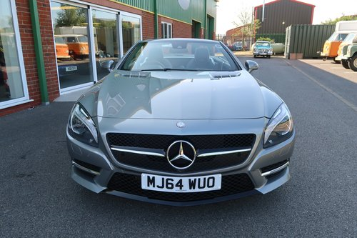 2014 Mercedes SL Class SL SL350 AMG Sport  SOLD (picture 2 of 6)