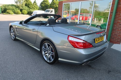 2014 Mercedes SL Class SL SL350 AMG Sport  SOLD (picture 4 of 6)