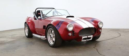 2005 Factory Five Cobra Replica For Sale (picture 1 of 6)