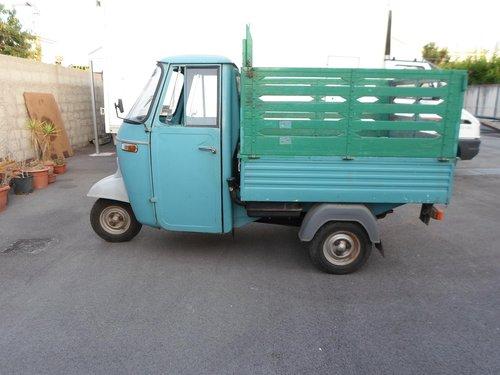 1974 Ape Piaggio 500 Mp. Bella Conservata 1 proprietari SOLD (picture 3 of 6)