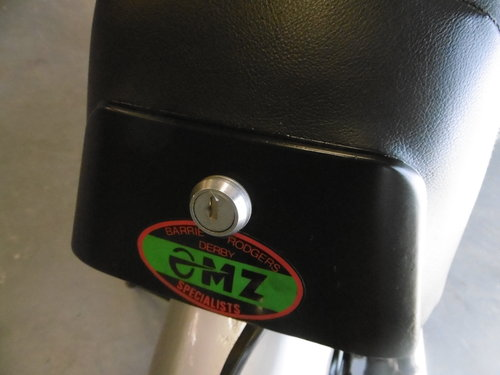1981 MZ   TS250 Full nut and bolt restoration Stunning  SOLD (picture 3 of 6)