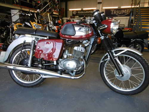 1985 MZ TS150 Full nut and bolt restoration For Sale (picture 1 of 6)