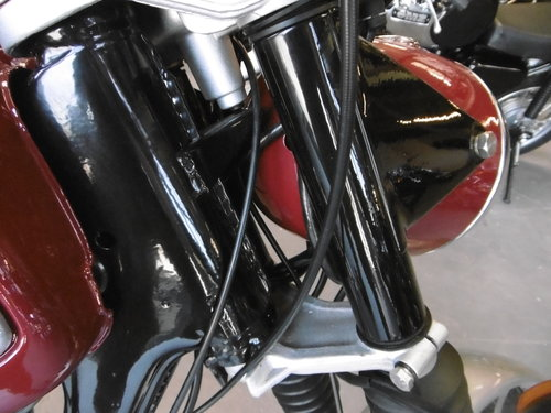 1985 MZ TS150 Full nut and bolt restoration For Sale (picture 6 of 6)