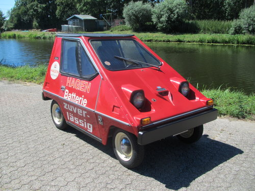 Sebring-vanguard Citicar 1975 (4292 Km.) For Sale (picture 1 of 6)