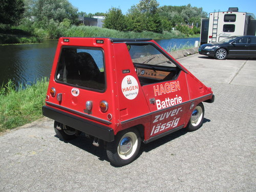 Sebring-vanguard Citicar 1975 (4292 Km.) For Sale (picture 2 of 6)