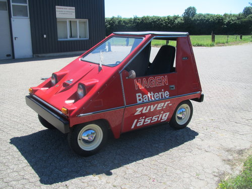 Sebring-vanguard Citicar 1975 (4292 Km.) For Sale (picture 3 of 6)