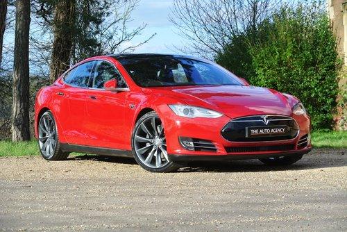 Se Car Agency >> 2016 Tesla Model S E 90d Vat Qualifying Sold Car And
