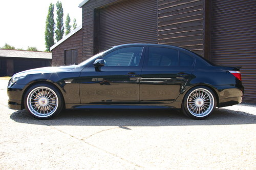 2008 BMW ALPINA B5 S 4.4 V8 S/C Saloon Auto (60,123 miles) SOLD (picture 1 of 6)