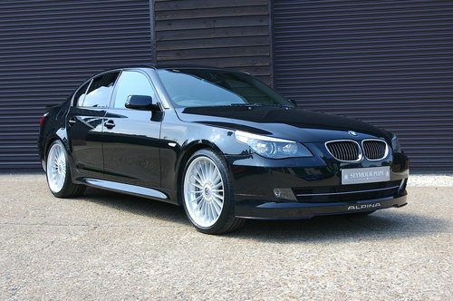 2008 BMW ALPINA B5 S 4.4 V8 S/C Saloon Auto (60,123 miles) SOLD (picture 2 of 6)