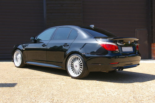2008 BMW ALPINA B5 S 4.4 V8 S/C Saloon Auto (60,123 miles) SOLD (picture 3 of 6)