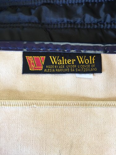 1979 Walter Wolf racing - bag Lamborghini For Sale (picture 2 of 5)