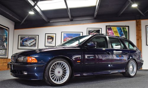 1999 Alpina B10 SOLD (picture 1 of 6)