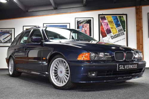 1999 Alpina B10 SOLD (picture 4 of 6)