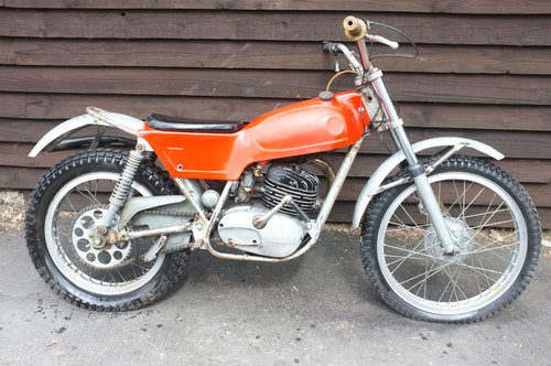 Montesa Cota 247 1970, US BARN FIND All standard and correct For Sale (picture 1 of 6)