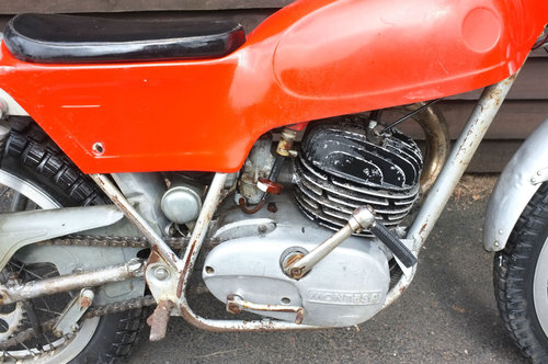 Montesa Cota 247 1970, US BARN FIND All standard and correct For Sale (picture 3 of 6)