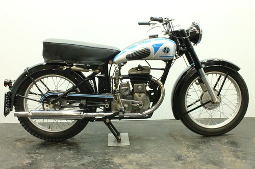 FN M13 1952 350cc 1 cyl sv   For Sale (picture 1 of 6)