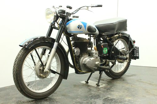 FN M13 1952 350cc 1 cyl sv   For Sale (picture 3 of 6)