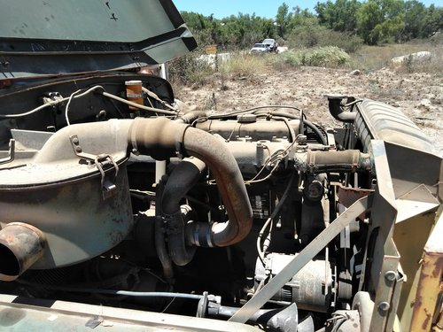 1949 US ARMY M35-A2 Transport Truck For Sale (picture 4 of 6)
