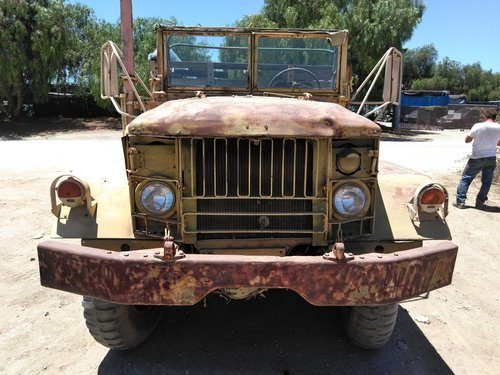 1949 US ARMY M35-A2 Transport Truck For Sale (picture 5 of 6)