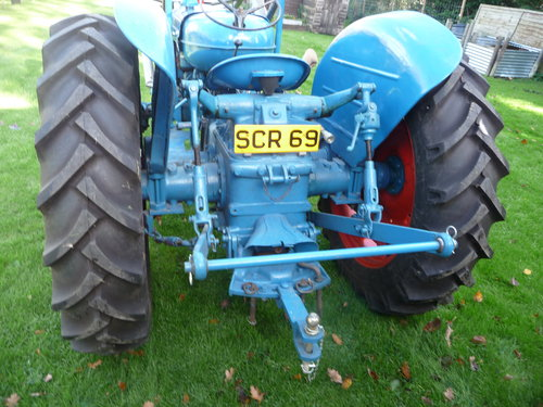 1956 Fordson Major E1A  For Sale (picture 3 of 6)