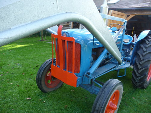 1956 Fordson Major E1A  For Sale (picture 4 of 6)