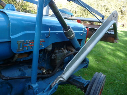 1956 Fordson Major E1A  For Sale (picture 5 of 6)