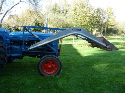 1956 Fordson Major E1A  For Sale (picture 6 of 6)
