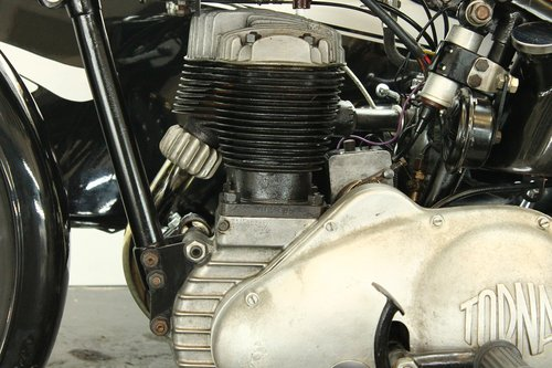 Tornax U60 1938 600cc 1 cyl sv combination For Sale (picture 5 of 6)