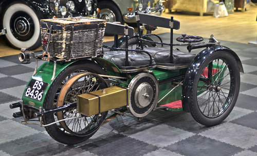 1897 Léon Bollée 2hp Tanden Two Seater SOLD (picture 6 of 6)