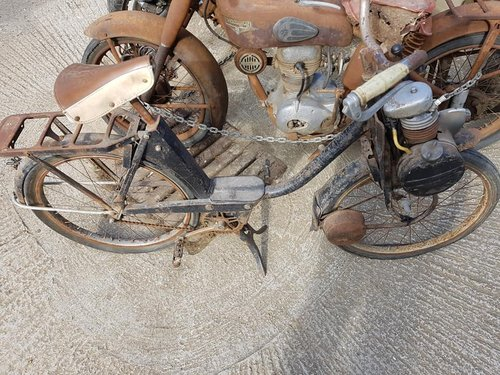 1960s Velo Solex autocycle SOLD (picture 1 of 2)